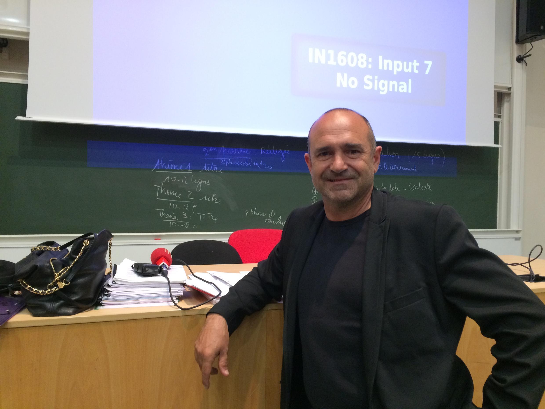 Yvan Gastaut, professor de História Contemporânea e especialista em imigração na Universidade de Nice.