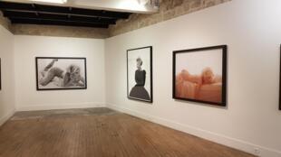 La «dernière séance» de Marilyn, galerie Joseph à Paris.