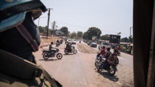 (illustration) Soldats égyptiens de la Minusca, la Mission des Nations unies en Centrafrique. Sont également présentes sur le terrain, aux côtés des forces centrafricaines, des troupes rwandaises et russes.