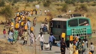 Wakimbizi wa ndani nchini Sudan Kusini