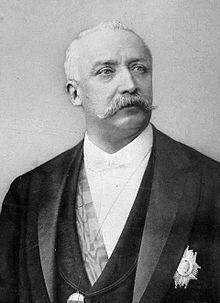 Felix Faure (1841-1899), tổng thống thứ sáu dưới nền Đệ tam Cộng hòa Pháp, nhiệm kỳ 1895-1899. Wikipedia