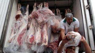 Carne brasileira está proibida em Moçambique