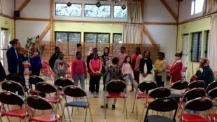 La pédagogie des orchestres Demos est basée avant tout sur le plaisir de jouer et chanter ensemble.