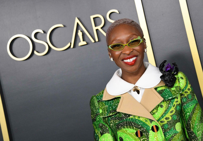A britânica, Cynthia Erivo, é a única atriz negra a ser indicada ao Oscar 2020.