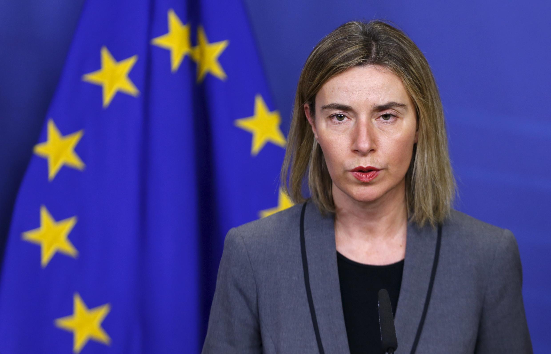 La chef de la diplomatie européenne Federica Mogherini  a expliqué, ce lundi, que la décision de suspendre ou non l'aide au Burundi  sera prise «dans les prochaines semaines».