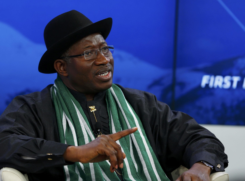 Tsohon shugaban kasar Najeriya Goodluck Jonathan
