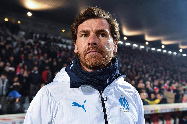 Marseille coach Andre Villas-Boas