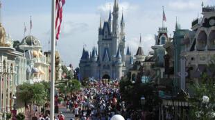 Parques da Walt Disney World na Flórida, é um dos destinos mais procurados por turistas brasileiros.
