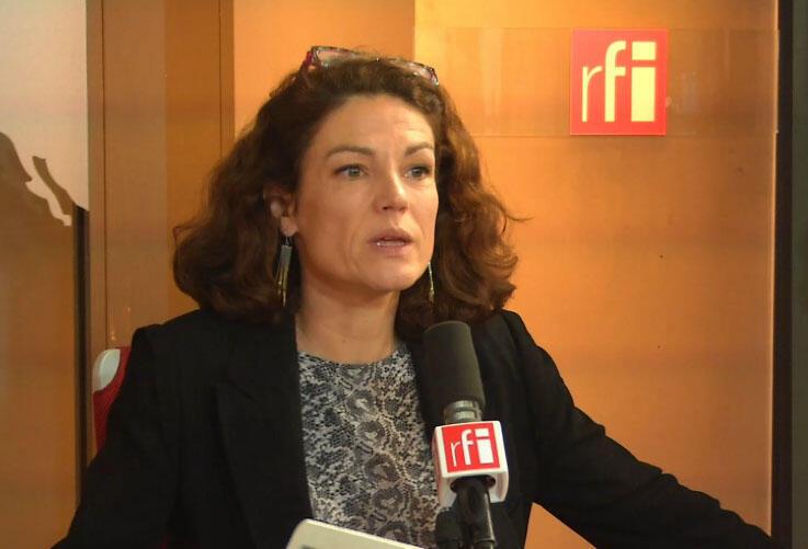 Chantal Jouanno,senadora e vice-presidente da Região Paris Ile-de-France.