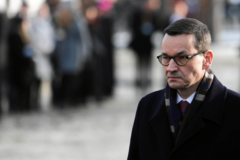 Primeiro-ministro polonês cancela visita a Israel para cúpula de Visegrado