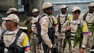 Waasi wa zamani wa FARC nchini Colombia
