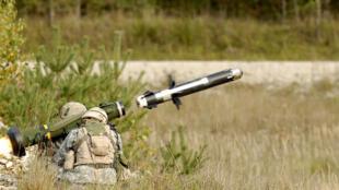 Hỏa tiễn chống tăng Javelin FGM-148 do Mỹ chế tạo