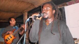 Msanii wa Burundi Maisha Mustapha