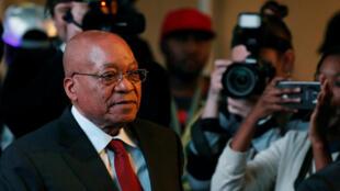 Shugaban kasar Afrika ta Kudu Jacob Zuma na Fuskantar matsalar a Jam'iyyarsa ta ANC