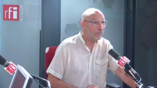 Jean-Luc Lefebvre sur RFI le 25 juillet 2019.