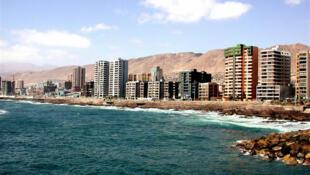 La souveraineté d'Antofagasta, au Chili, est revendiquée par la Bolivie.