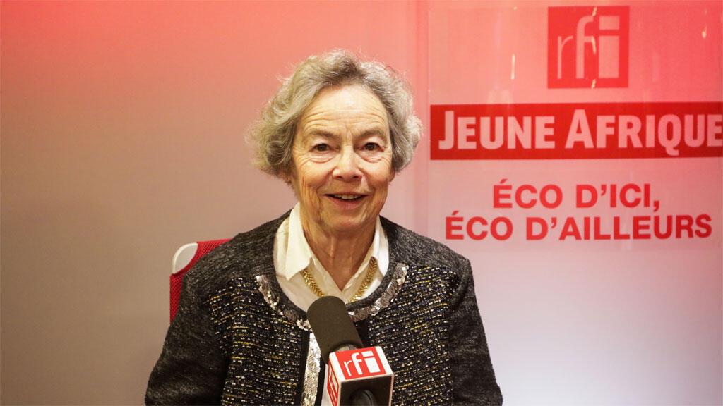 Sylviane Guillaumont Jeanneney.