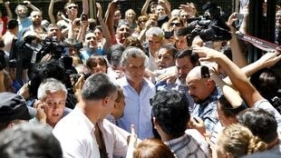 Mauricio Macri پیروز انتخابات ریاست جمهوری در آرژانتین.