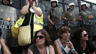 Professores gregos fazem greve durante 5 dias para protestar contra as reformas do Ministério da Educação