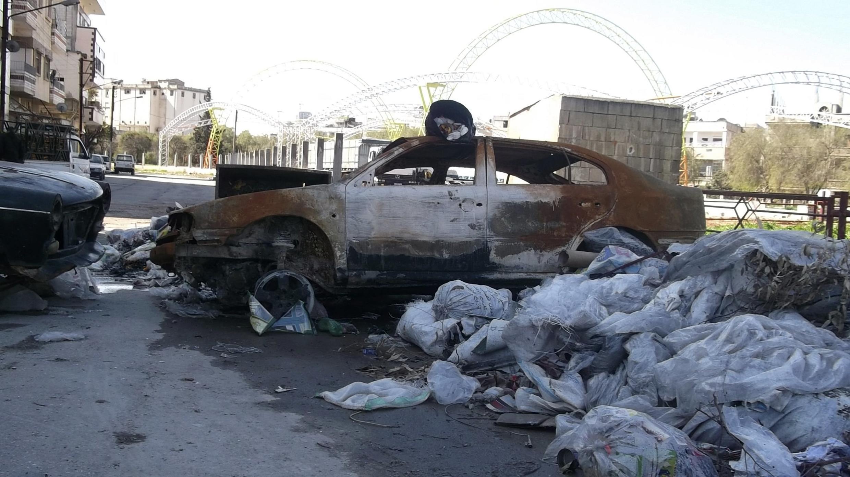 Более 20 человек погибли в Хомсе 22 февраля, в том числе два западных журналиста