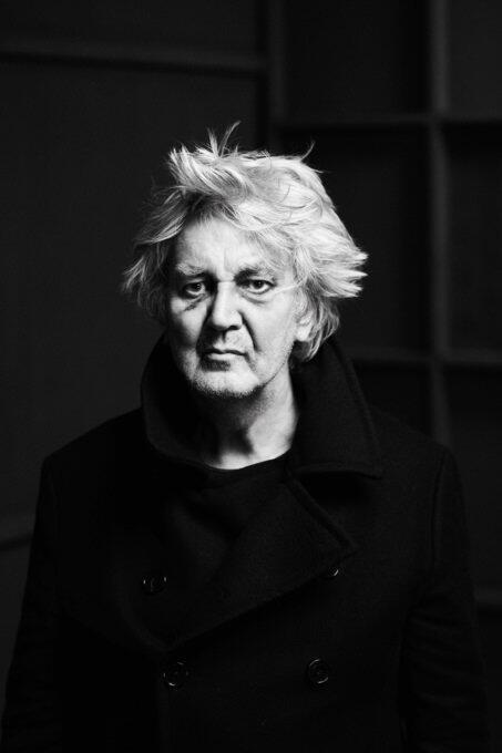 """Jacques Higelin sacó un último disco al mercado en 2015, """"Higelin 75""""."""
