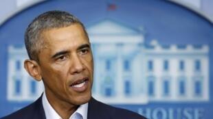 """Theo Tổng thống Mỹ, Nhà nước Hồi giáo """"không có chỗ đứng trong thế kỷ 21""""."""