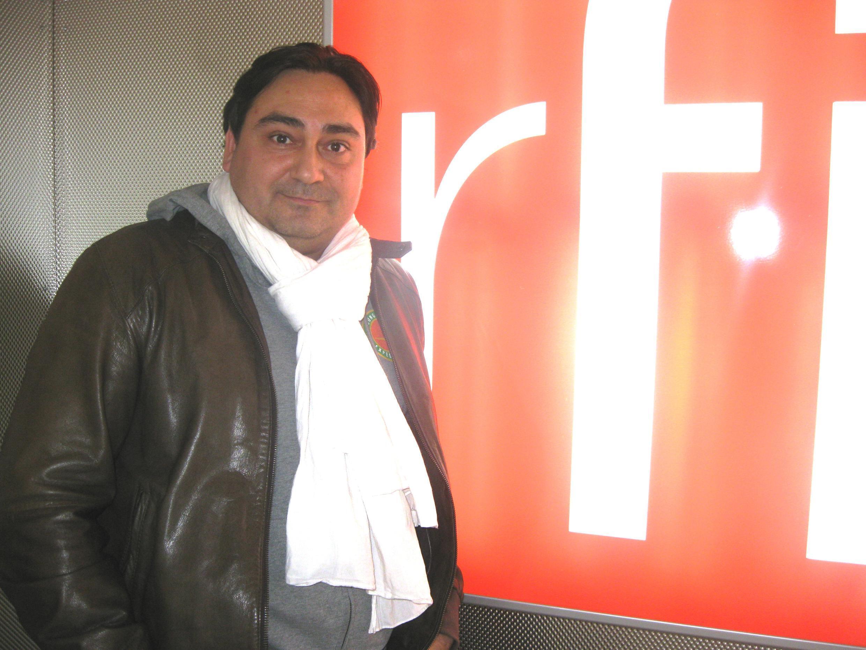 Jorge Camilo Valenzuela en RFI.