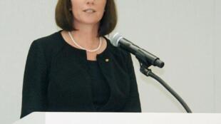 Julie Hamp, 55 ans, de nationalité américaine, directrice de la communication de Toyota, est soupçonnée d'avoir violé la législation japonaise sur les stupéfiants.
