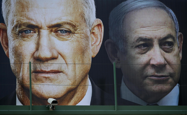 Após várias tentativas infrutíferas, Netanyahu e Gantz chegaram a um consenso nesta segunda-feira.