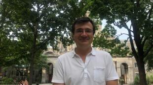 Carl Bouchard, professeur au département d'histoire de l'université de Montréal.