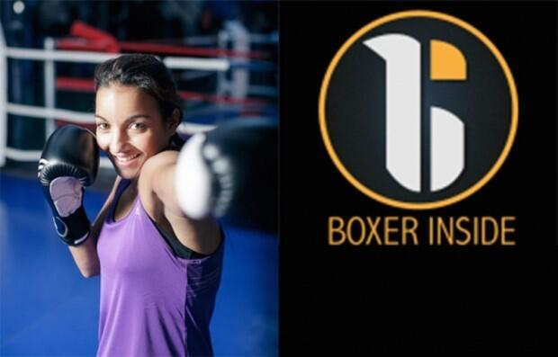 A boxadora Sarah Ourahmoune vai participar das Olimpíadas do Rio de Janeiro.