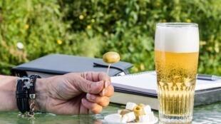 Terrasse - Bière - Consommation