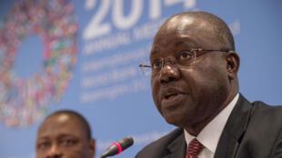 Bédoumra Kordjé, le ministre tchadien des Finances.