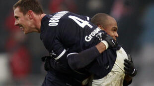 L'ancien Lillois Luvovic Obraniak  a été décisif pour faire gagner Bordeaux en toute fin de rencontre, le 12 février 2012.