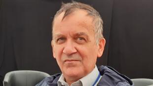 Philippe Brillet, médecin-géographe, épidémiologiste et infectiologue, professeur des Universités.