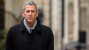"French-Israeli diamond magnate Beny Steinmetz (pictured January 11, 2021) insisted that ""never in my life"" had he asked anyone to pay money to Mamadie Toure, who prosecutors say was the fourth wife of former Guinean president Lansana Conte"