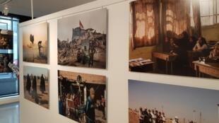 L'exposition de Nicole Tung est visible à Bayeux jusqu'au 3 novembre.