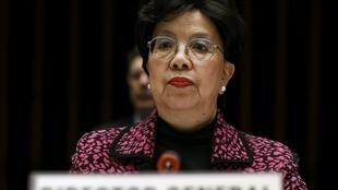 Shugabar Hukumar Lafiya ta MDD Margaret Chan
