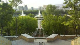 Cidade de Tabriz foi a principal atingida pelos tremores deste sábado.