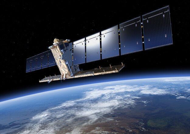 Le satellite Sentinel 1 est le premier d'une série de 6 qui vont surveiller la surface de la Terre, avec une précision encore inégalée pour un satellite européen.