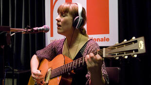 Emily Jane White au studio 136