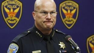 La démission de Greg Suhr, ex-chef de la police de San Francisco, après le décès d'une femme noire tuée par la police.