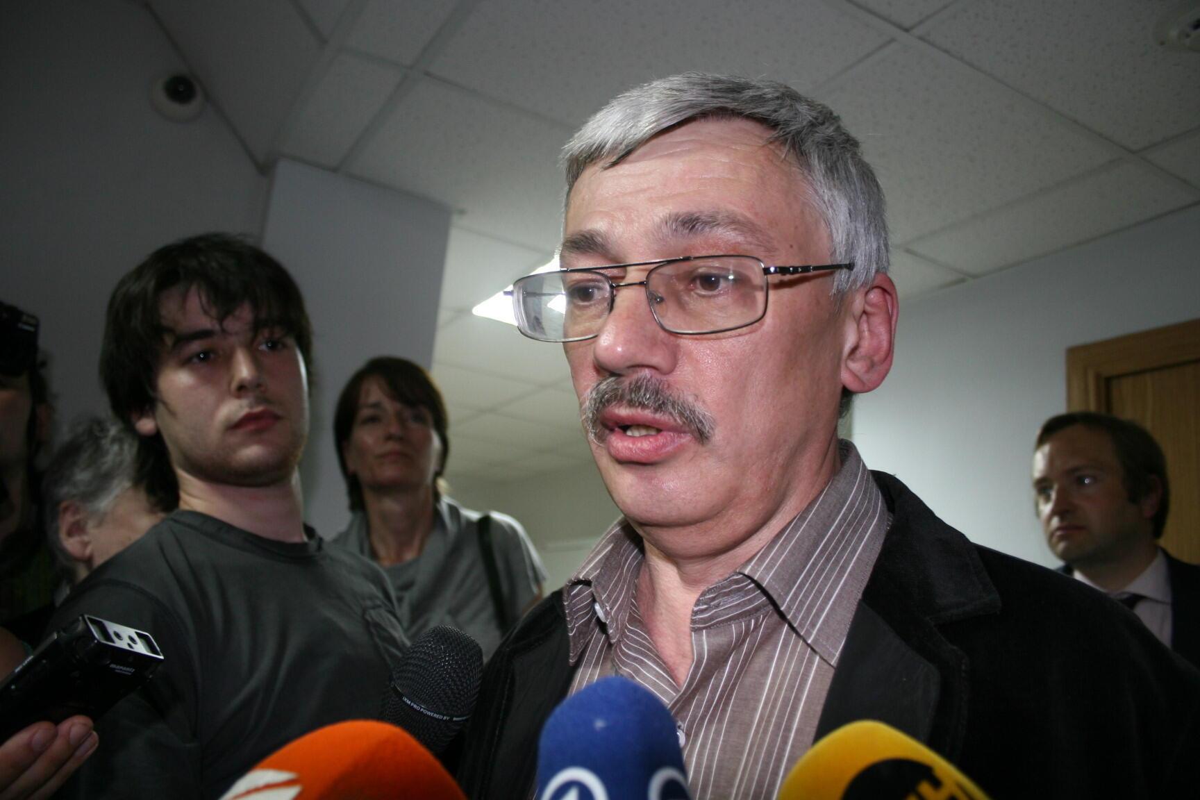 Олег Орлов: