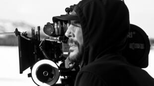 El cineasta Diego Quemada Díez.