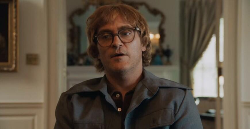 Хоакин Феникс в трейлере фильма «Не волнуйся, далеко он пешком не уйдет»