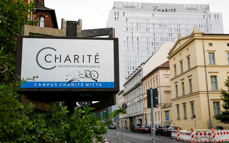 收治俄羅斯反對派領袖人物納瓦爾尼的德國柏林恩慈醫院