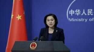 """Phát ngôn viên bộ Ngoại Giao Trung Quốc Hoa Xuân Oánh: """"Bắc Kinh không khoanh tay đứng nhìn"""""""