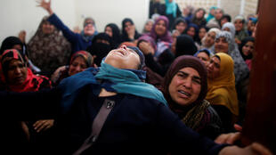 Gaza: c'est le temps du deuil ce samedi 31 mars pour les familles qui ont perdu un des leurs vendredi lors des tirs de l'armée israélienne sur les manifestants de la «marche du retour».