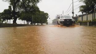 Inundações em Díli, Timor Leste, provocaram já 13 óbitos.