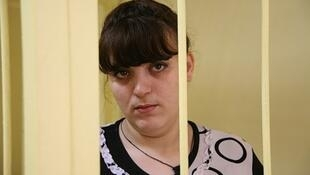 俄罗斯异议人士塔西亚•奥西帕娃